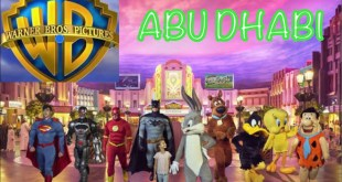WARNER BROS ABU DHABI UNITED ARAB EMIRATES