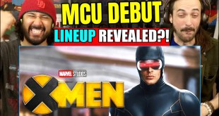 X-MEN MCU DEBUT LINEUP REVEALED? | REACTION!
