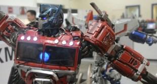XM Studios Transformers statues HD footage @ TAGCC Comic Con Malaysia