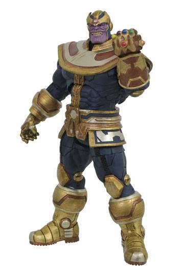 Marvel Select Planet Thanos Figure New Diamond Toys