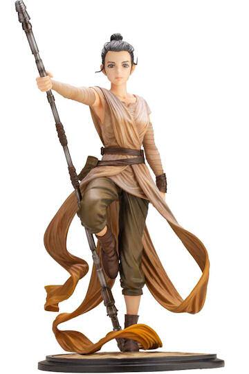 Star Wars ARTFX Rey Statue Kotobukiya Collectibles