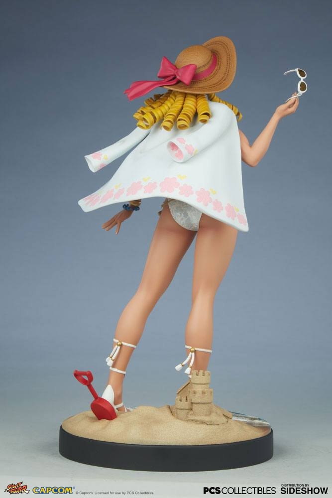 Street Fighter Karin Statue 43cm by PCS Collectibles