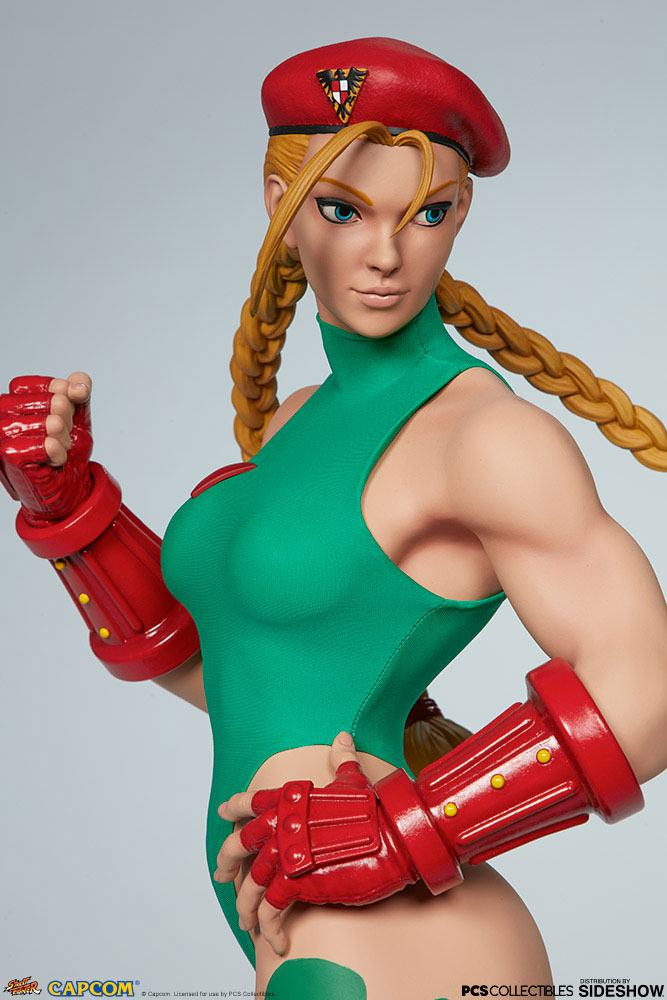 Street Fighter Cammy 1/3 Statue by PCS Collectibles