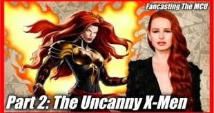 Fancasting The MCU X-Men (Part 1)