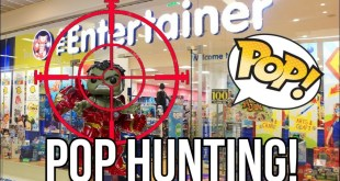 Funko Pop Hunting in the UK!! Awesome pops purchased! The Entertainer | Menkind | Game | Hmv