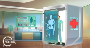 Health Predictions: the future of healthcare (ISCF - Ageing Society)