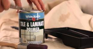How to Paint Ceramic Tiles