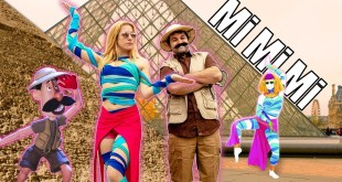 Just Dance 2019 MI MI MI | COSPLAY gameplay IN PUBLIC