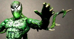 LASHER Marvel Legends Custom Action Figure