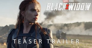 Marvel Studios' Black Widow - Official Teaser Trailer