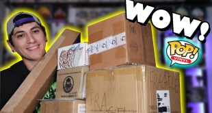 Massive Funko Pop Haul & Rare Funko Pop Exclusives
