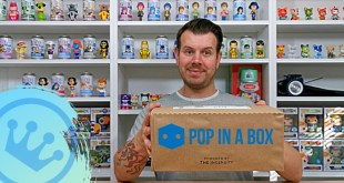 More Amazing Funko Pops This Month From Pop In A Box Uk - Things You Need To Know
