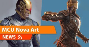 NOVA MCU Concept Art Revealed