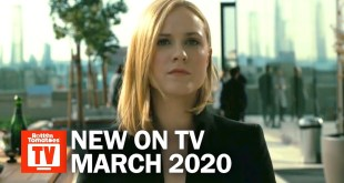 New TV Shows Out in March 2020 | Rotten Tomatoes TV