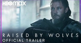 Raised by Wolves   Official Trailer   HBO Max