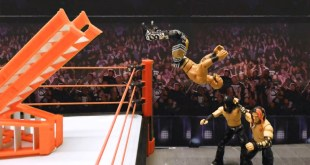 Ricochet & Ali vs. The Hardy Boyz: Action Figure Showdown