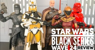 Star Wars Black Series Wave 24 First new wave of 2020 review!