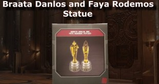 Star Wars Galaxy's Edge - Braata Danlos and Faya Rodemos Statue Unboxing