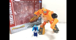 Takara Transformers Legends Wheelie LG 29 Review