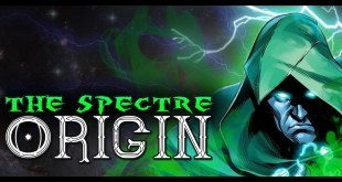 The Spectre Origin | DC Comics