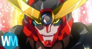 Top 10 Anime Mecha Series