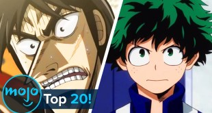 Top 20 Anime Series That Are Great to Binge Watch