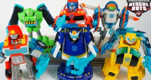 Transformers Rescue Bots Energize Tools Griffin Rock Rescue Squad