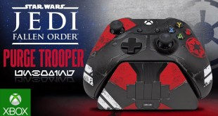 Unboxing Star Wars Jedi: Fallen Order Purge Trooper Xbox Controller and Game Drive