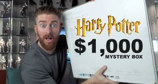 Unboxing a $1,000 Harry Potter Funko Pop Mystery Box