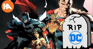 WB Lay Offs Kills Off DC Universe, DC Collectibles, and DC Comics Physical Issues