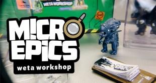 Weta Workshop Micro Epics Unboxing!