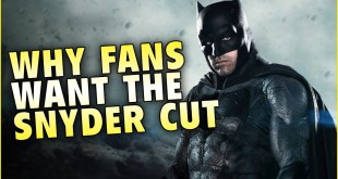 Why DCEU fans want the Snyder Cut of JUSTICE LEAGUE