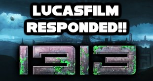 1313 IS COMING!! LUCASFILM RESPONDED TO ME! (Concept Art In the Video)