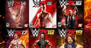 ALL WWE 2K GAMES RANKED FROM WORST TO BEST!