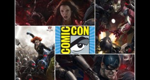 Avengers 2 Age of Ultron All Concept Art & Stills Comic con 2014
