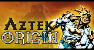Aztek Origin | DC Comics