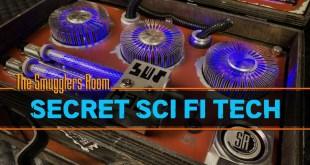 DIY Secret Sci-Fi Tech