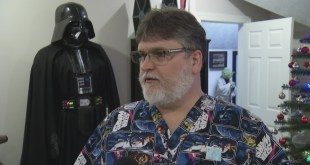 "Evans Dentist Has ""Star Wars"" Museum With Life-Sized Statues"