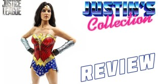 Hot Toys Wonder Woman Concept Comic Version Review - Justice League