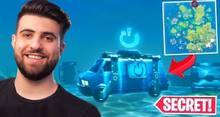 How To USE The UNDERWATER Reboot Van in Fortnite Season 3!