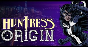 Huntress Origin | DC Comics