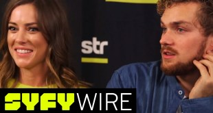 Iron Fist cast on Sigourney Weaver's Defenders casting | New York Comic-Con 2016 | SYFY WIRE