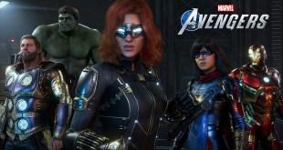 June Marvel's Avengers WAR TABLE - FULL