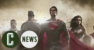 Justice League Concept Art Revealed