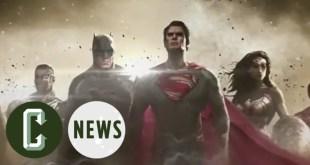 Justice League Concept Art Revealed