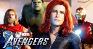 Marvel's Avengers - 'A-Day' Official Reveal Trailer | E3 2019