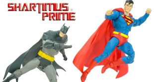 McFarlane DC Multiverse Batman Detective Comics 1000 & Superman Action Comics 1000 Figure Review