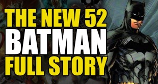 New 52 Batman: Full Story