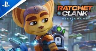 Ratchet & Clank: Rift Apart - Announcement Trailer   PS5