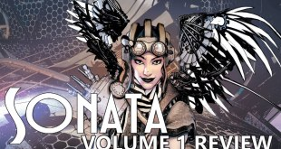 SONATA Vol 1 Review - IMAGE COMICS - Series of the Week!